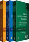 Col Direito Constitucional Brasileiro 3 volumes ED Revista dos Tribunais (2014)